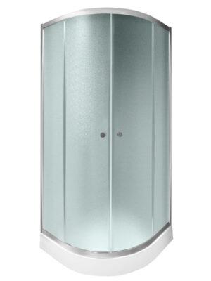 Tuš kabina MINOTTI JL4290 R90x185cm 4mm